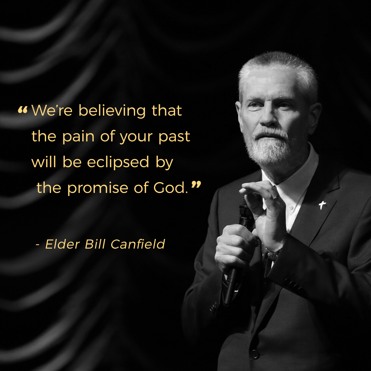 """One that marks those that have absorbed the spirit of this house is that they don't like mediocrity. WHC ruins you for anyplace else."" – Elder Bill Canfield"