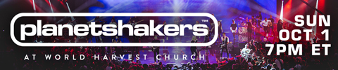 rodparsley.tv | Planetshakers