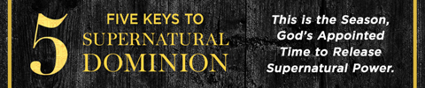 rodparsley.tv | Five Keys to Supernatural Dominion
