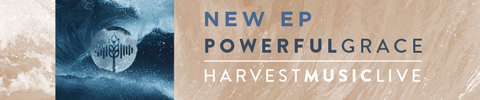 Harvest Music Live - Powerful Grace - EP