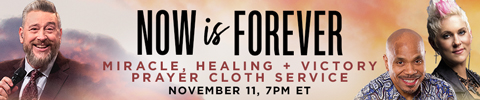 rodparsley.tv | Now is Forever | Miracle, Healing + Victory Service 11-11-18