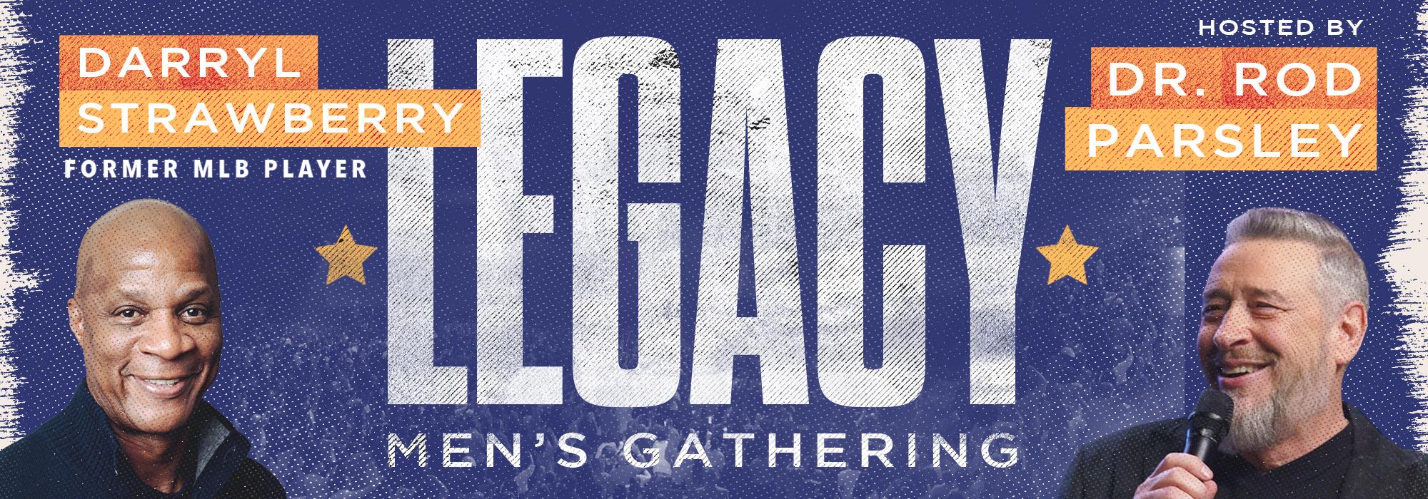 Legacy Men's Breakfast