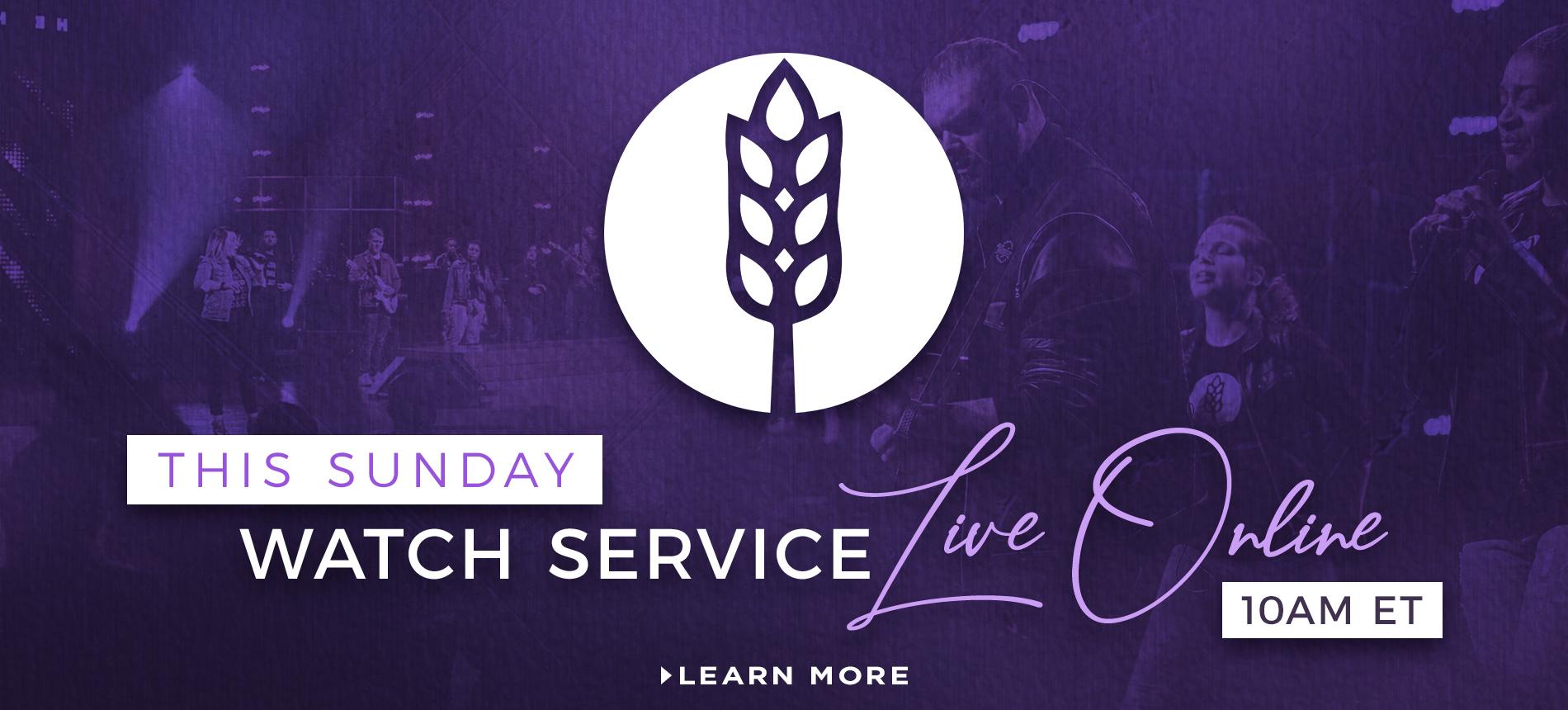 WHCE   Sunday Service Online