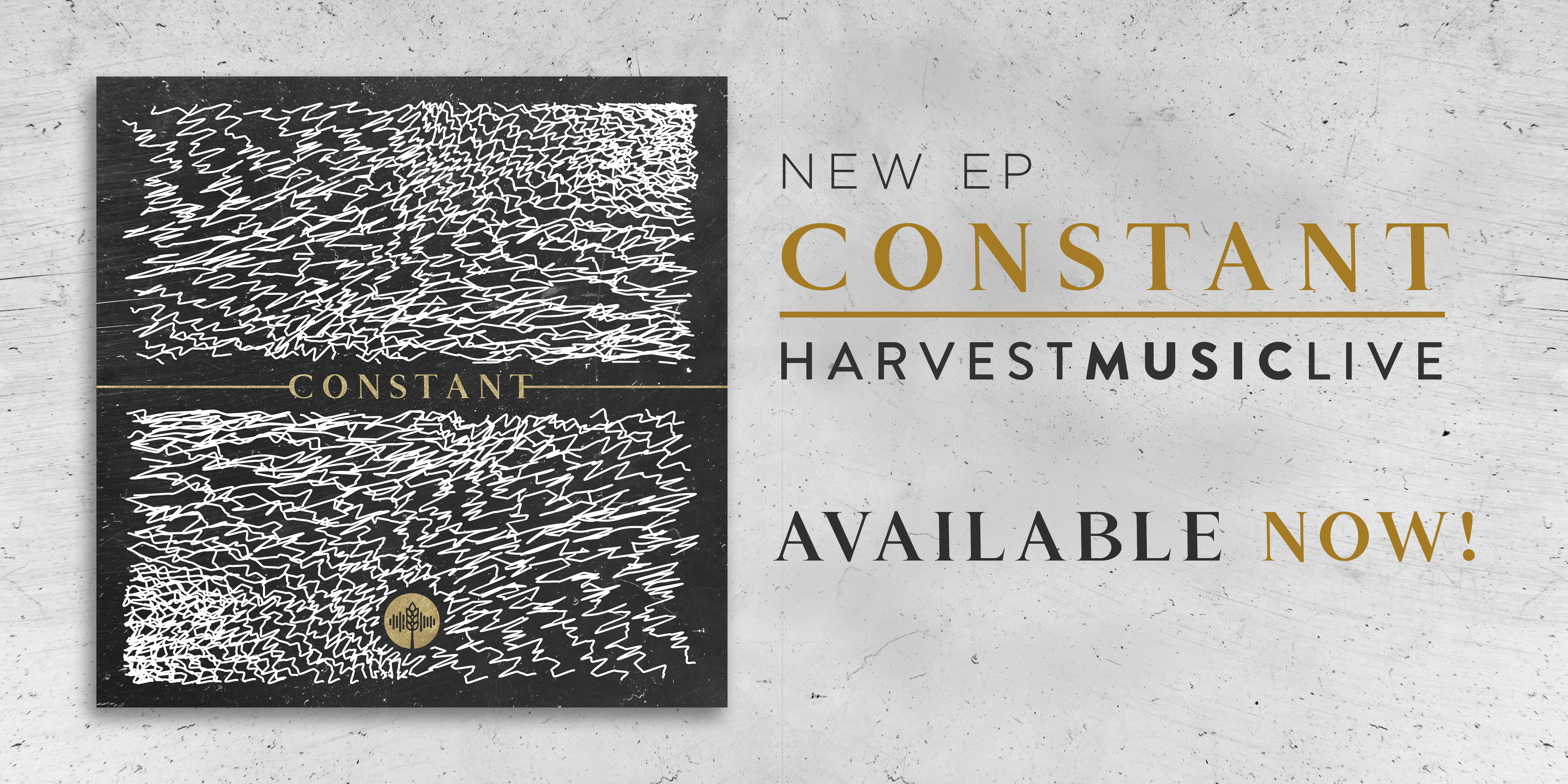 New EP Harvest Music Live Available Now